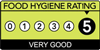 Hedleys Gloucester Food Hygiene rating - very Good