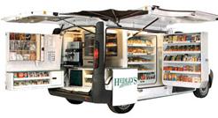 Sandwich Van Round Gloucester