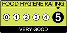 Hedleys food rating gloucester Very Good